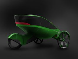 eco friendly car 2 back by Nico4blood