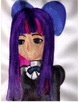 stocking painting by TinaJWasHere97