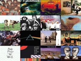 Pink Floyd Discography II by Necroyeti