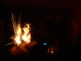 burning.. by october84stardust