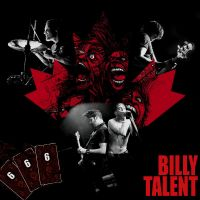 Billy Talent Poster by digitroy