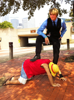 Sanji Wins by Spilled-Sunlight