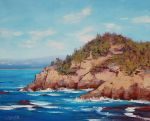 California Seascape by artsaus