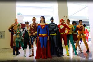 Justice League... Reversed? by RCwidjaja
