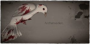 Archimedes by Nuitduchasseur