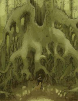 Roots of the Hollow Tree by Zethelius