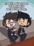 Science Bros Ask 28 by ecokitty
