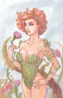 Poison Ivy by Cairos