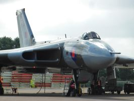 Vulcan - RIAT 2013 by PhilsPictures
