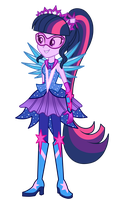 [Legend of Everfree] Twilight Sparkle by MixiePie