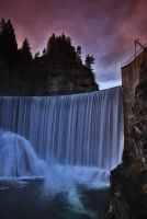 The Goat Dam by vindego