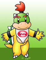 Bowser Jr. by Not-WisqoXD