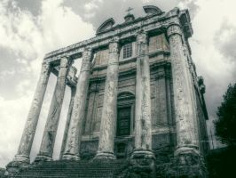 ..: Rome - The Forum III :.. by Mademoiselle-P