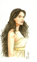 Arianne Martell by Najal