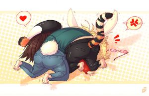 Tiger and Bunny: Pinned Down by Sylenth