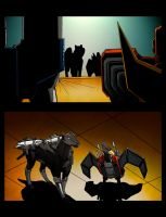 Ravage Page 02 (Color) by SolarGirlMina