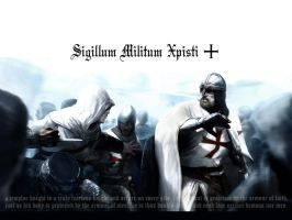 Knights of the Templar by jimbizzle