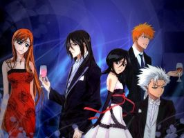 Bleach Party by parito