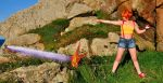 Ondine ~ Misty cosplay 04 by Hiyori29