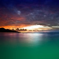 Whitsundays sunset by paikan07