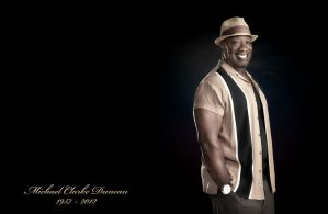 Michael Clarke Duncan tribute by Photopops