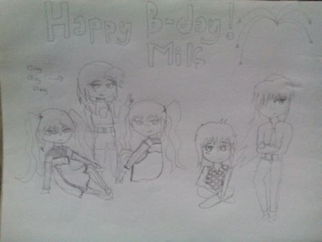 Happy Late B-day!! by GothicBloodBitch711