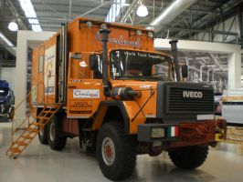 IVECO ANW 330.30 6X6 Overland by franco-roccia