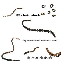 3D Chain set by Antoshines