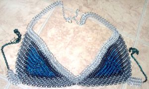 Chainmaille Bikini -Spread out by Jennifer-EA