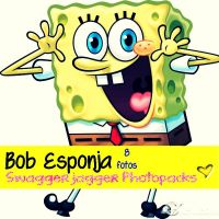 Photopack Bob Esponja :) by MicaEdiitions
