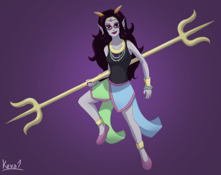 Feferi by gentlemankevs