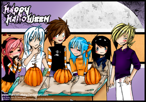 .:Pumpkin Carving:. by PianoxLullaby