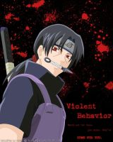 AD - Violent Behavior by H0shii