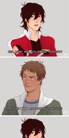 Voltron: Lance pls by Yuki119