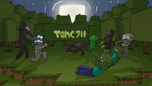 Channel art for tomc711 by dannychopsnz