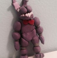 Bonnie the Bunny by pawscuff231