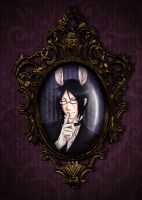 The Quiet Rabbit by peace-of-hope