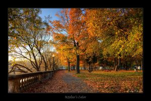October's color by plbeaulieu