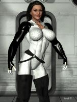 The New Miranda Lawson by hotrod5