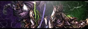 The Protoss Fight Signatur by Metalarchangel