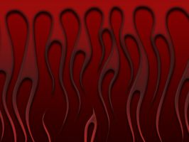 Flames - redblack and blackred by jbensch