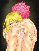 Nalu Hug by manu-chann