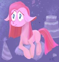 Pinkamena Party by HereticalRants