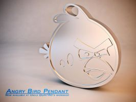 Angry Birds pendant by xQUATROx