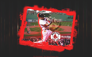 Dustin Pedroia Wallpaper by KevinsGraphics