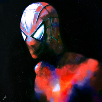 Spiderman by chadlindall