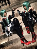Shion and Mion 2 by RaquelQuiros