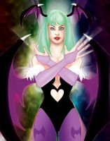 Morrigan Aensland by DarthTerry