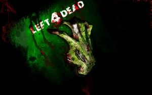 Left 4 Dead New Hand Wallpaper by Allord