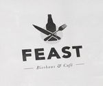 Feast - Logotype by EllinorBergman